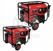 Бензиновый генератор синх. LB6500E 5,0 кВт(COP), 220В, 25л