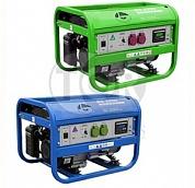 Бензиновый генератор синх. LB6500 5,0кВт(COP), 220В,25л,ключ старт