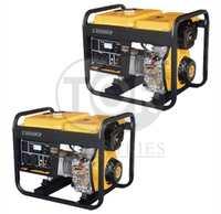 Дизельный генератор LB-5000CXE 5,0кВт (COP), 220В, 12,5л