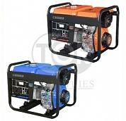Дизельный генератор LB-4000CXE 3,0кВт (COP), 380В, 12,5л