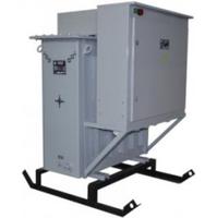 Трансформатор для прогрева бетона (масляный) КТПТО 80.0