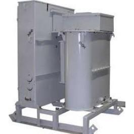 Трансформатор для прогрева бетона (масляный) КТПТО-80-07-У1