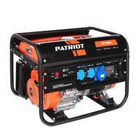 Электростанция бензиновая PATRIOT GP 6510