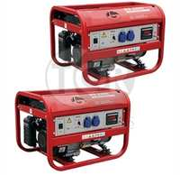 Бензиновый генератор синх. 0,95 кВт(COP), 220В, 4-х тактный, бензин АИ-92, бак 5,5 л, 23 кг