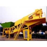 Мобильный бетонный завод BHB 75 (транспортируемый)