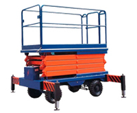 передвижной модели SJY 500 кг 9 м (автономный)