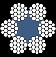 Канат стальной ГОСТ 2688-80