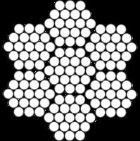 Канат стальной ГОСТ 3067-88