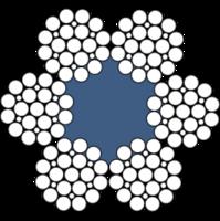 Канат стальной ГОСТ 7665-80