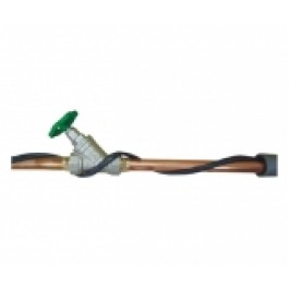 Греющий кабель GWS16-2CR