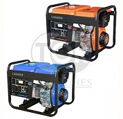Дизельный генератор LB-5000CXE 5,0кВт (COP), 380В, 12,5л