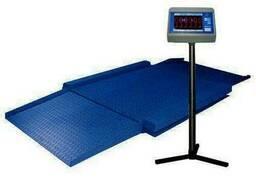 Весы платформенные ВСП4-Н3000/5000 (1500х1500)
